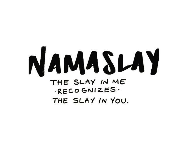 NAMA slay